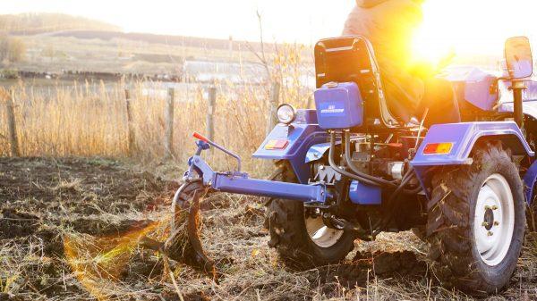 mototraktor
