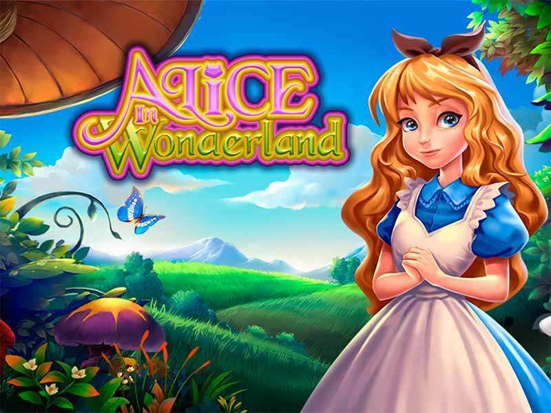 Free slot machine alice in wonderland