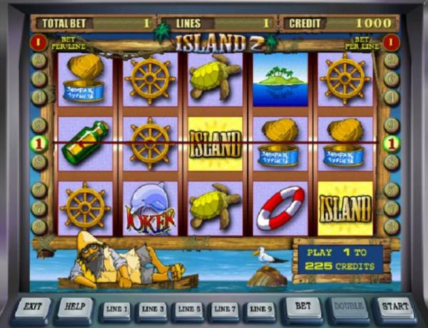 island-slot
